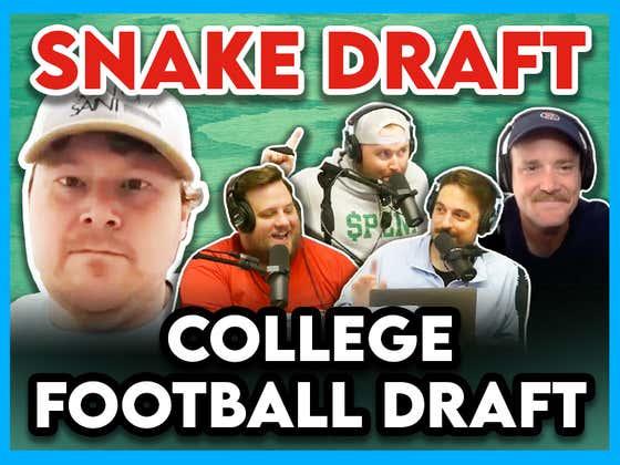 College Football Draft (ft. Ben Mintz): The One Where I Break Mintzy's Heart