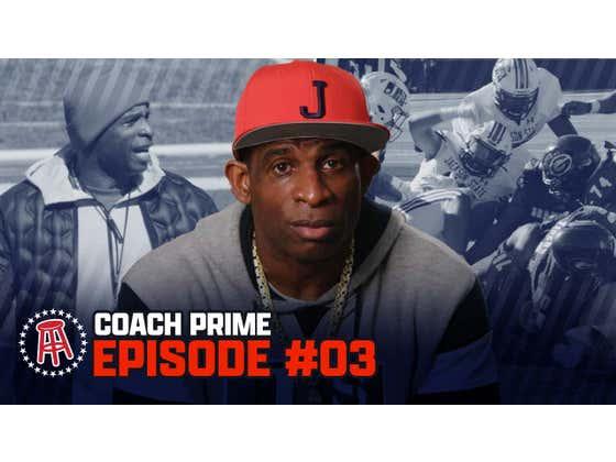 Office Robbery Won't Stop Deion Sanders & JSU   Coach Prime Episode 3