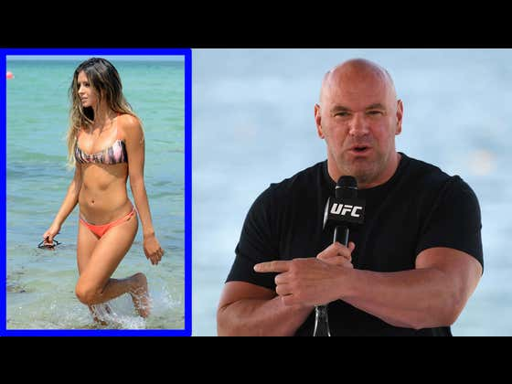 Dana White Chats About The Ultimate Surfer On ABC, His Newest Reality Show