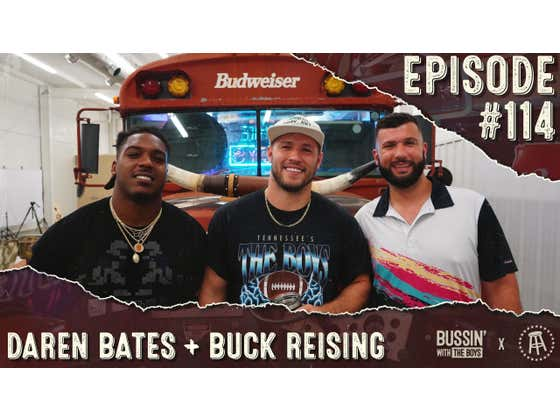 Jake Paul vs Woodley RIGGED? Trent Dilfer EXPLODES, Nebraska Sucks? (w/Daren Bates & Buck Reising) | Bussin' With The Boys