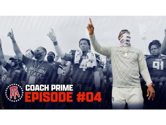 Win Streak Elevates Expectations for JSU Football   Coach Prime Episode 4