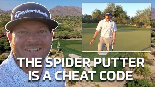 Riggs Vs Grayhawk Golf Club, 8th Hole (Raptor Course)