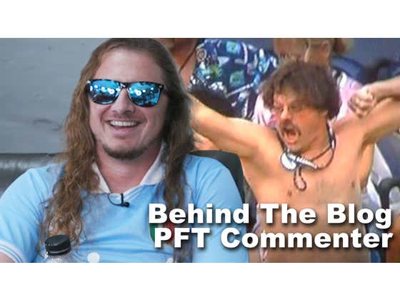 Eric Sollenberger: The Man Behind PFT Commenter - Behind The Blog
