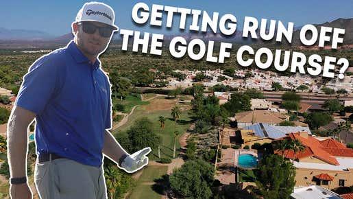 Riggs Vs Desert Canyon Golf Club, 14th Hole