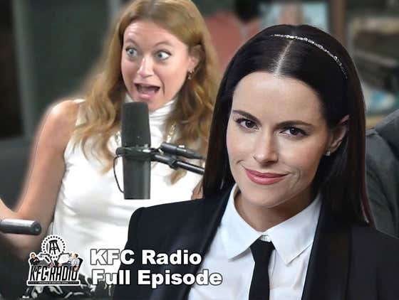 Kelly Keegs Isn't Scared of Olivia Munn Ft. Emily Hampshire - KFC Radio Full Episode