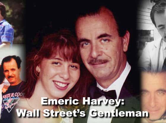 "A 9/11 20th Anniversary Special: ""Wall Street's Gentleman: Emeric Harvey"""