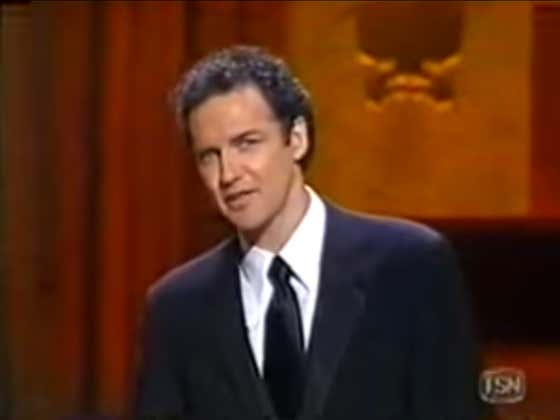 Video: Norm MacDonald Crushing At The ESPN Awards & Roasting The Clintons At The White House Correspondents Dinner
