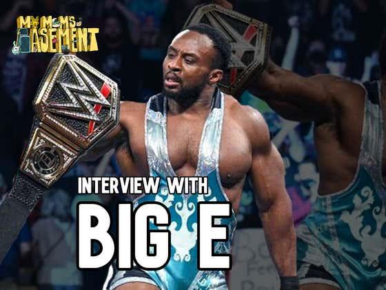 Chatting With The NEEEEW WWE Champion, Big E