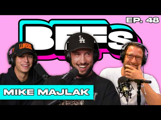 Mike Majlak Says He Paper Handed His $130K NFT On This Week's BFFs