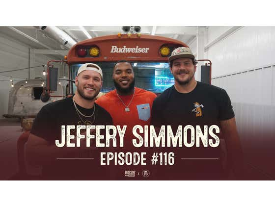 Bussin' With The Boys | Jeffery Simmons