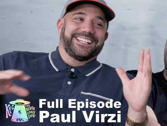 Stealing Bases with Paul Virzi - The Kevin Clancy Show