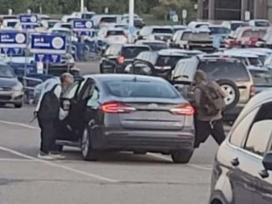 Detroit Hustles Harder: Video Goes Viral Of Panhandlers Getting Into Brand New Car After A Hard Days Work