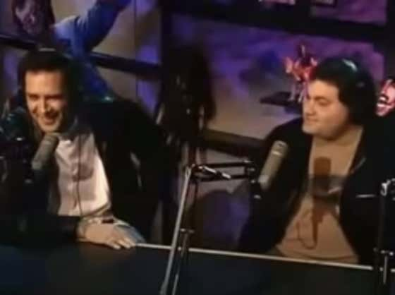 Awesome Video Of Norm MacDonald Introducing Artie Lange To Howard Stern Live On Air