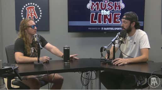 Mush The Line - Unwritten Rules Of Life with PFT
