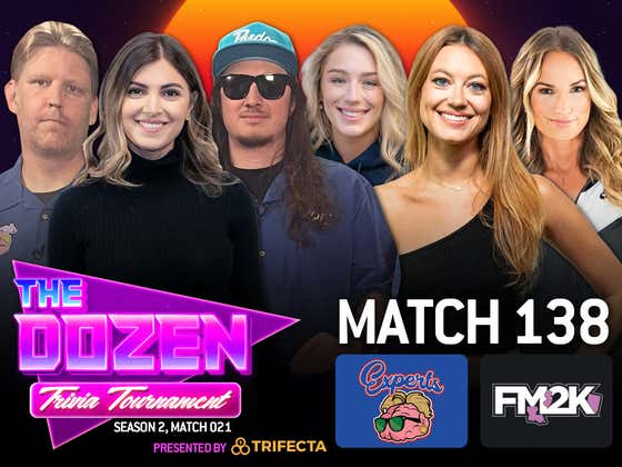 The Experts Make Their Long-Awaited Trivia Return (The Dozen pres. by Trifecta, Match 138)