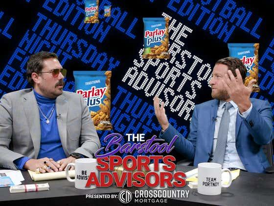 Barstool Sports Advisors: TNF Edition