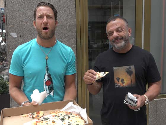 Barstool Pizza Review - Trattoria Bianca with special guest Adam Weitsman