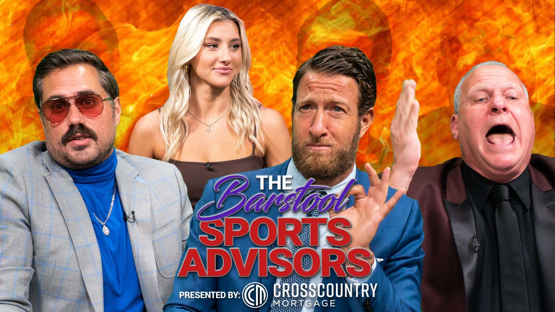 The Barstool Sports Advisors are Back for NFL Week 2