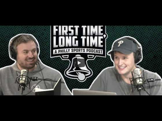 First Time, Long Time - Your Friendly Scumbag Philly Sports Podcast - Is Now LIVE On The Barstool Sports Network