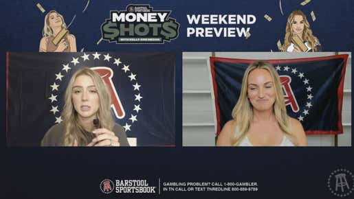 Money Shots - Weekend Preview