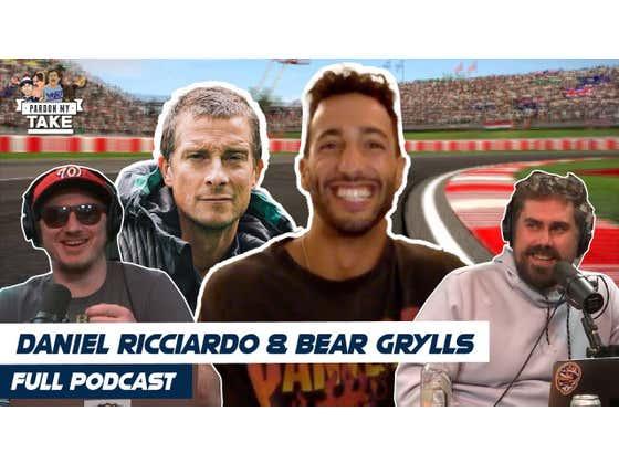 FULL VIDEO EPISODE: Daniel Ricciardo, Bear Grylls, WFT Survive TNF & Week 2 Preview