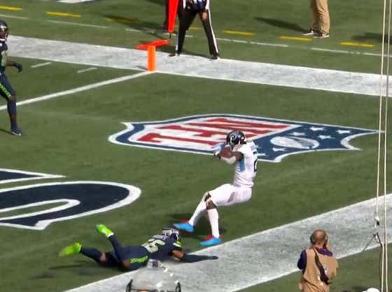 If This Isn't a Touchdown, What the Hell Are Any of Us Doing Here?