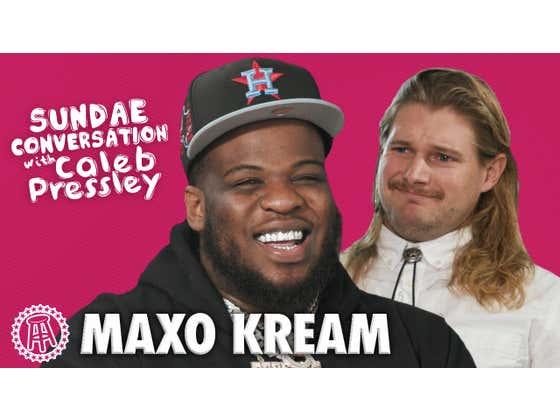 Sundae Conversation with Maxo Kream