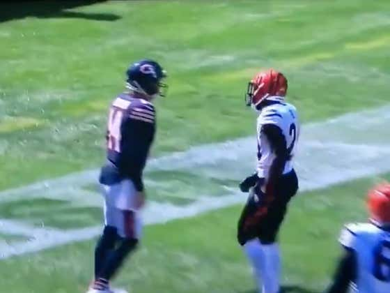 Here's A Montage Of *Some* Of The Taunting Penalties In The NFL Yesterday