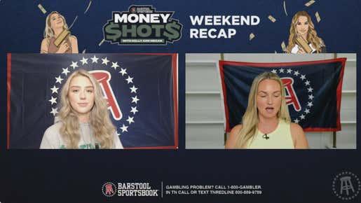 Money Shots - Live for the weekend recap