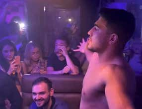 Jake Paul Is Chirping Tommy Fury for a Video Going Around Where He Seemingly Looks Fucked up at the Club
