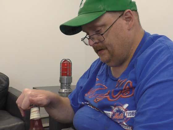 Tank's Taste Test Bruce Cost Pomegranate Ginger Ale