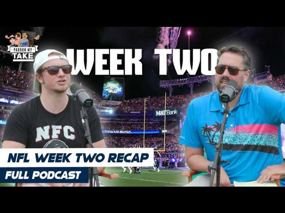 FULL VIDEO EPISODE: NFL Week 2, Fastest 2 Minutes And Who's Back Of The Week