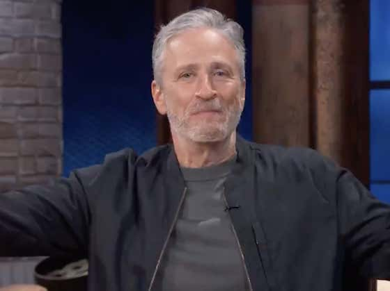 WATCH: Apple Releases First Trailer For The New Jon Stewart Show