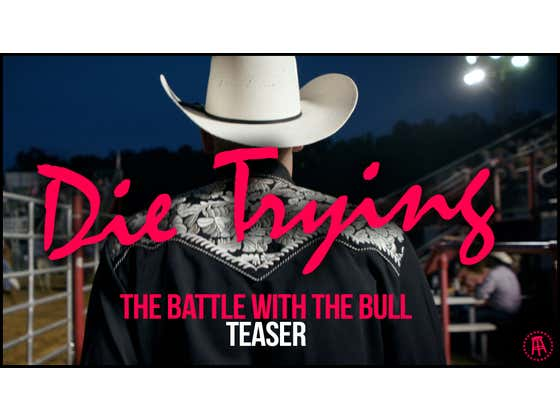 Die Trying Ep. 2 Teaser: The Battle With The Bull