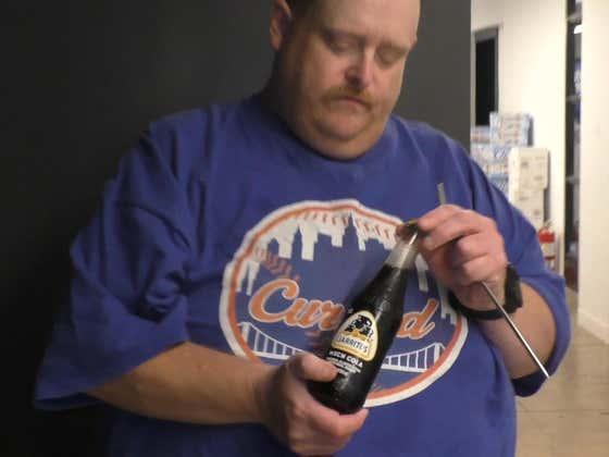 Tank's Taste Test Jarritos MXCN Cola