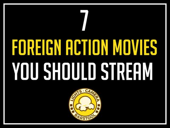 'Police Story', 'The Man From Nowhere' And 5 More Foreign Action Movies You Should Stream