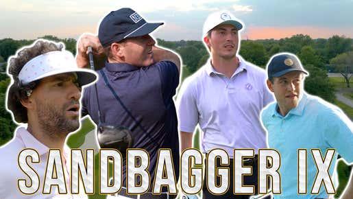 Sandbagger Invitational IX: Zach Werenski + Andrew Copp VS Biz + Whit