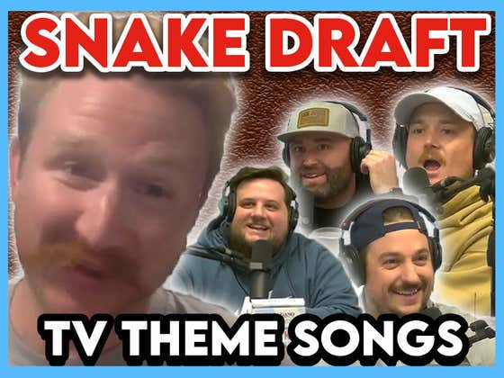 TV Theme Song Draft: Feitelberg Claims He Only Has 1st Rounders On His Board