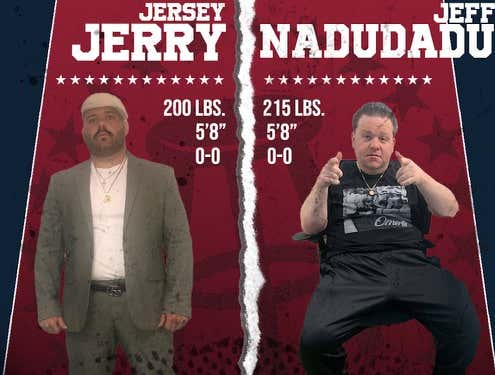 *BREAKING NEWS* The #RnR16 Main Event Of Jersey Jerry VS. Jeff Nadu Is OFFICIALLY ON!!!