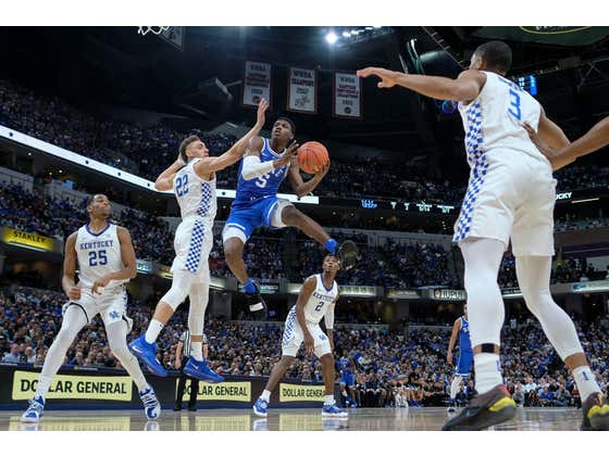 The Blue Bloods Are BACK: Duke And Kentucky Aren't Going Anywhere