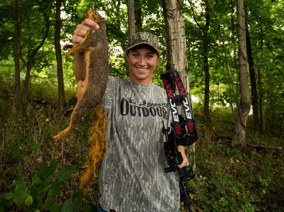 Barstool Outdoors   Hunt Squirrels With a Bow
