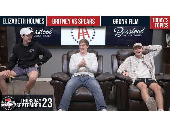 Case Of The Decade Britney VS Spears - Barstool Rundown - September 23, 2021