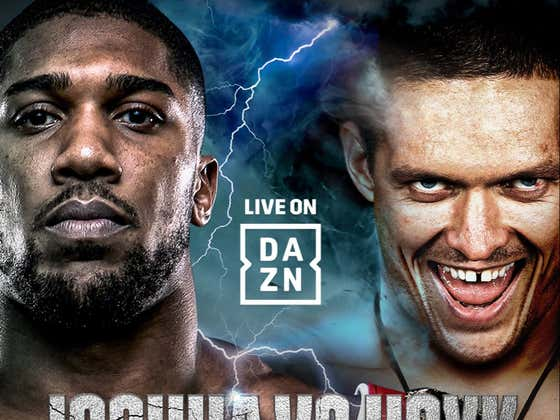 Anthony Joshua Will Have His Hands Full This Weekend