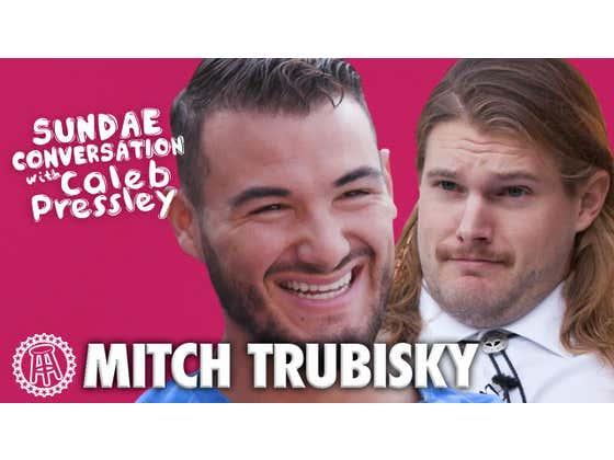 Sundae Conversation with Mitch Trubisky