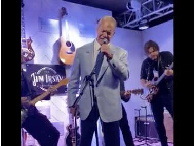 """Jim Irsay Is The Songbird Of Our Generation As He Does The Most Beautiful Cover Of """"All Along the Watchtower"""" You'll Ever Hear"""