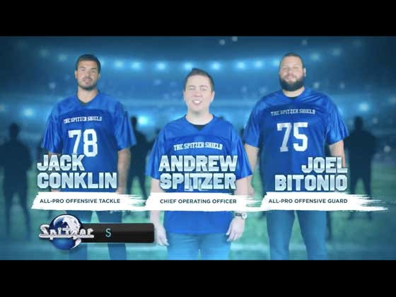The Superbowl Shuffle Has Been Bastardized By The Cleveland Browns Offensive Line
