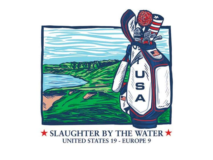SLAUGHTER BY THE WATER