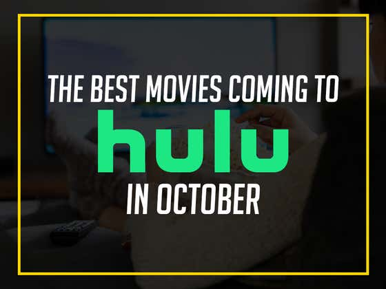 The BEST Movies And Shows Coming To Hulu In October