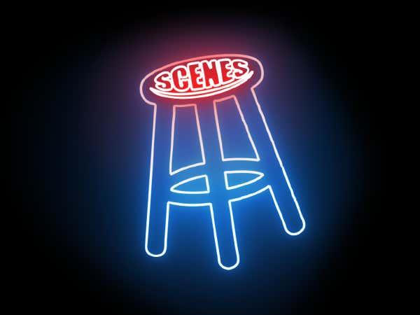 Stool Scenes