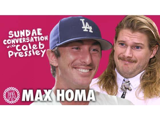 Sundae Conversation with Max Homa
